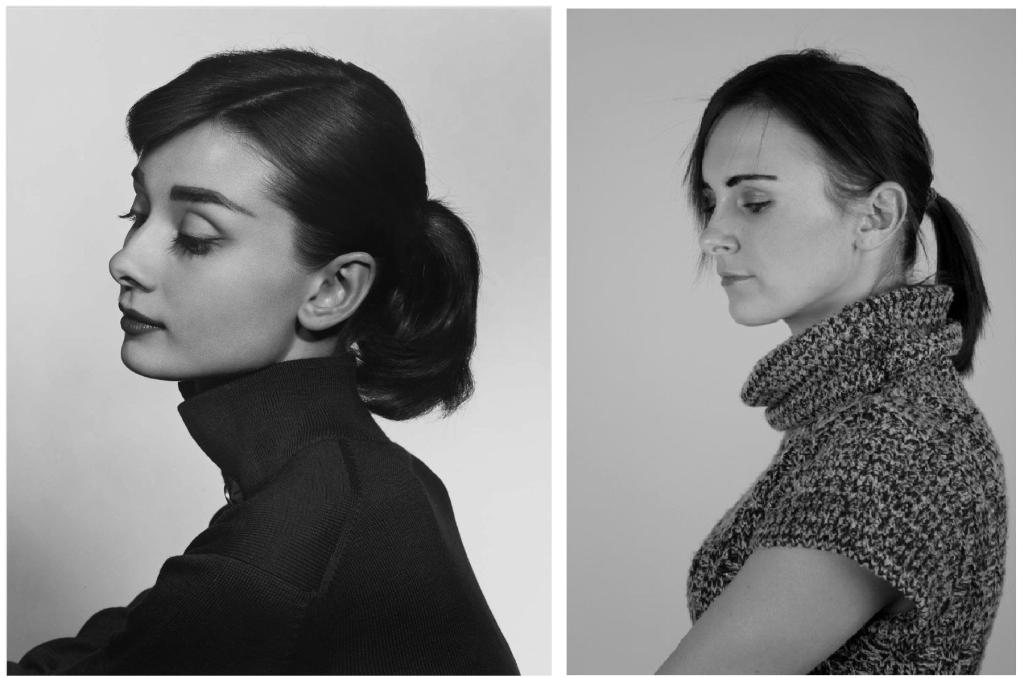 Audrey Hepburn Emulation