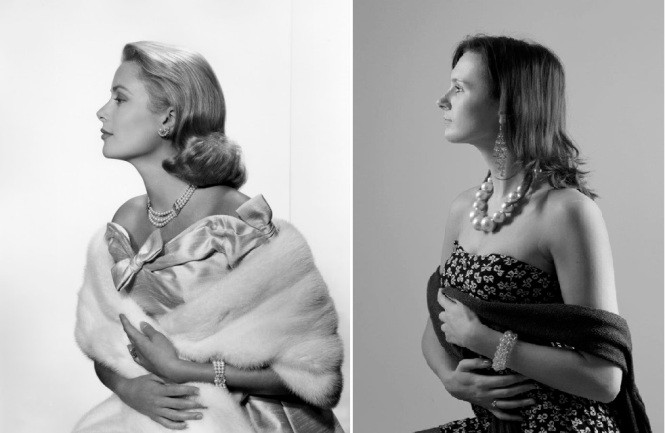 Grace Kelly Emulation