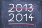 Bye bye 2013, Welcome 2014!
