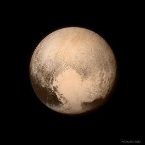 Yo, Pluto!